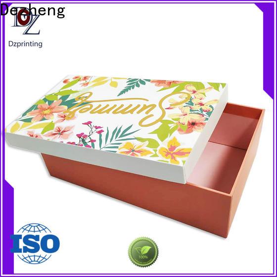 Dezheng paper box