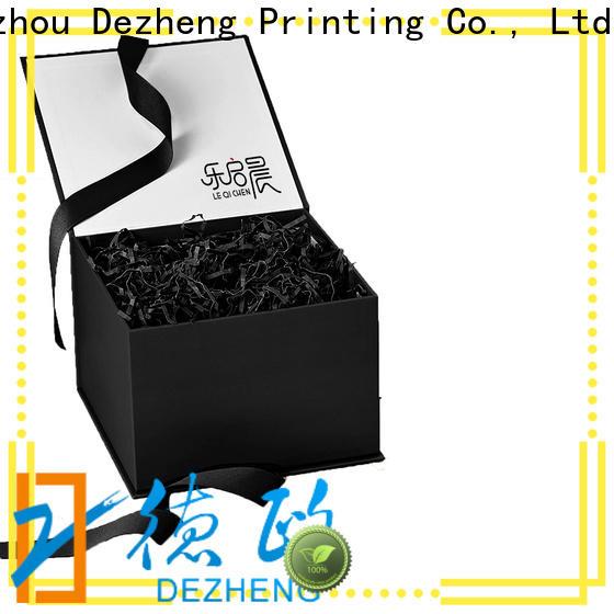 customization packing paper box Supply