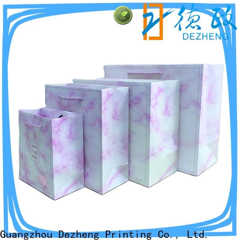 Dezheng factory custom packaging boxes factory
