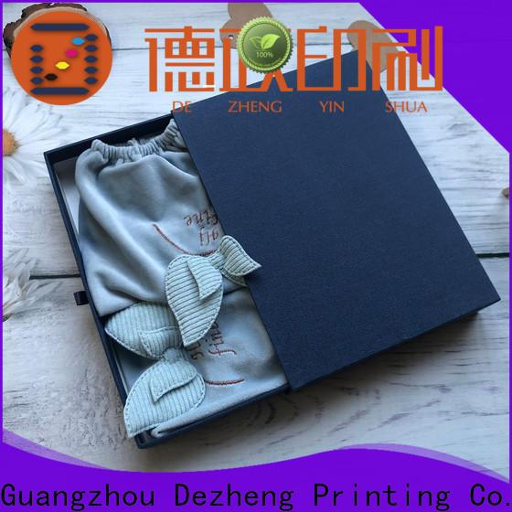Dezheng paper box china manufacturers
