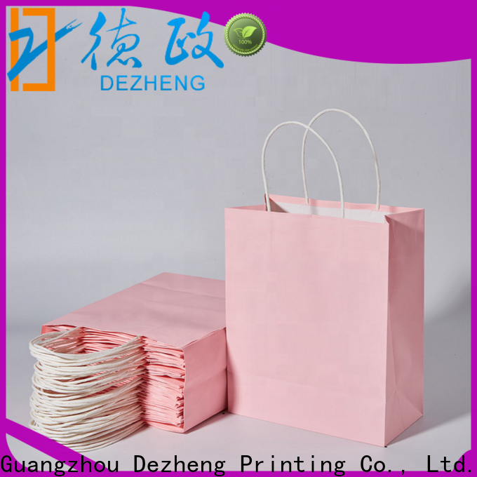 Dezheng customization recycled paper jewelry boxes factory