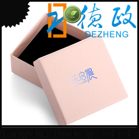 Dezheng Suppliers custom printed boxes company