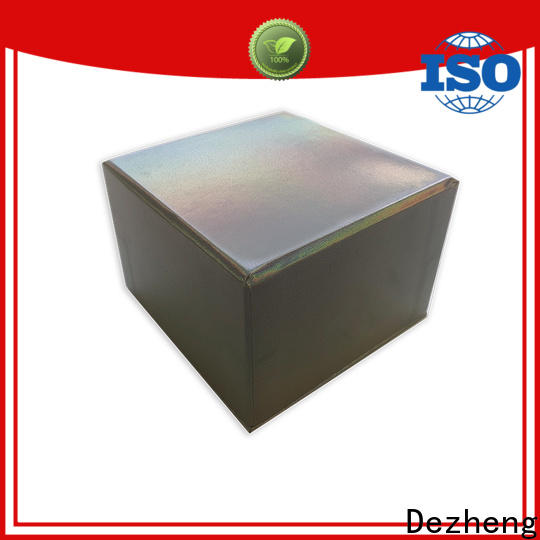 Dezheng for business custom printed paper boxes factory