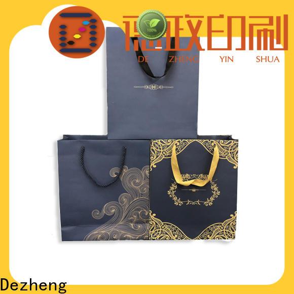 Dezheng factory custom cardboard boxes Supply