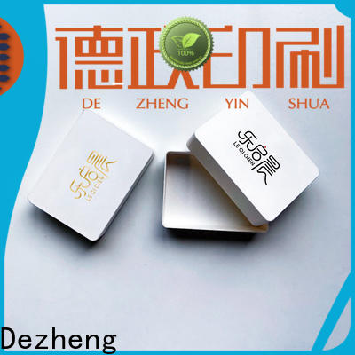Dezheng Supply cardboard shoe boxes company