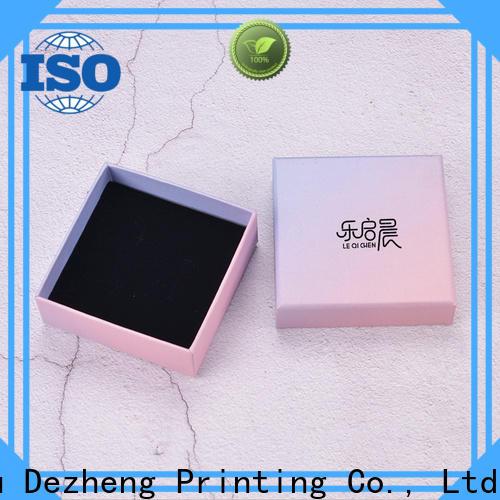 Dezheng custom packaging boxes company