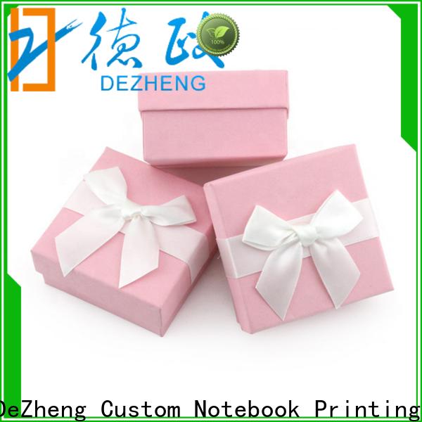 Dezheng paper box jewelry company