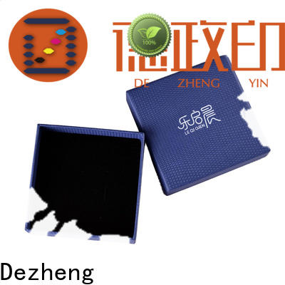 Dezheng custom paper box Supply