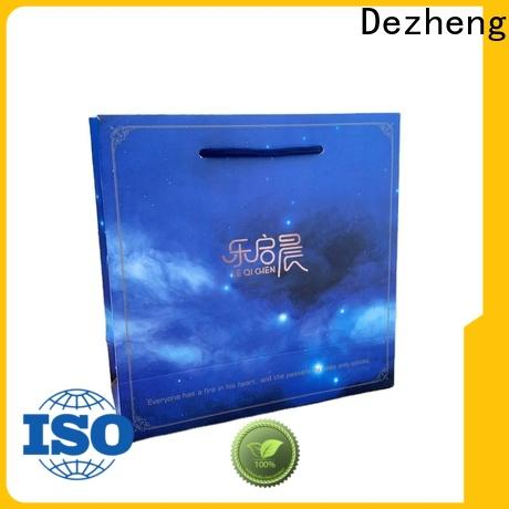 Dezheng manufacturers custom printed paper boxes