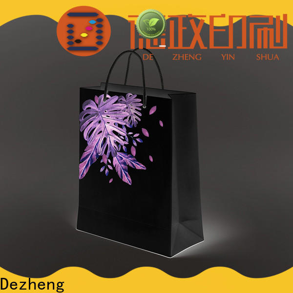 Dezheng factory recycled paper jewelry boxes company