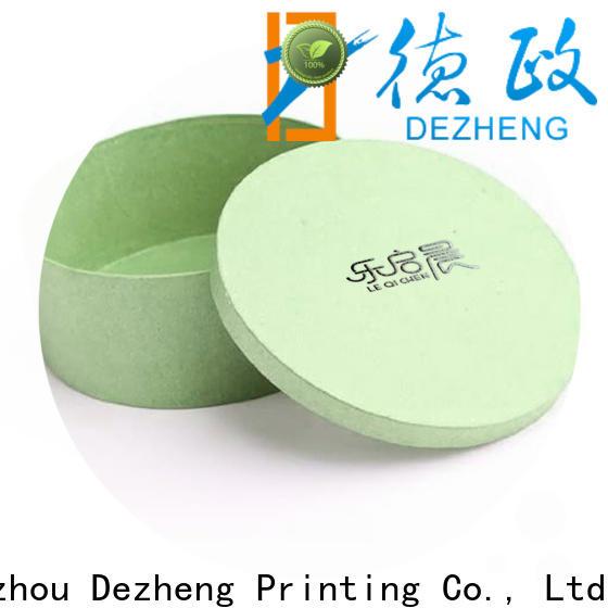 Dezheng custom packaging boxes factory