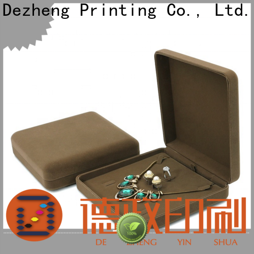 manufacturers paper box jewelry for business