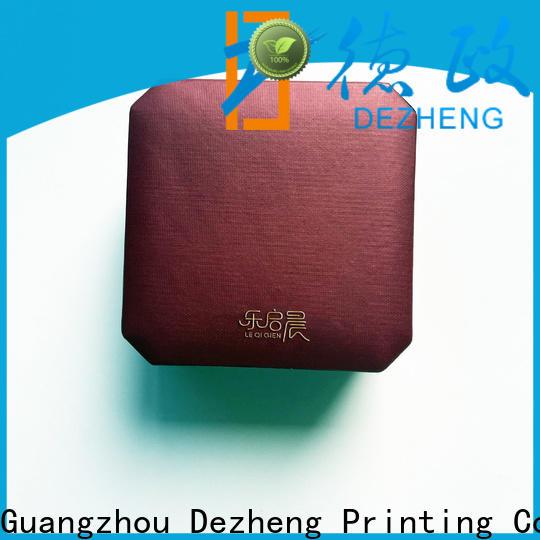 Dezheng paper box packaging manufacturers Suppliers