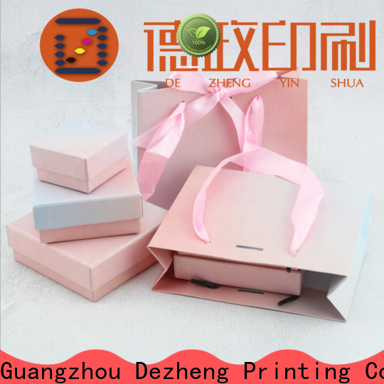 customization paper packing box company