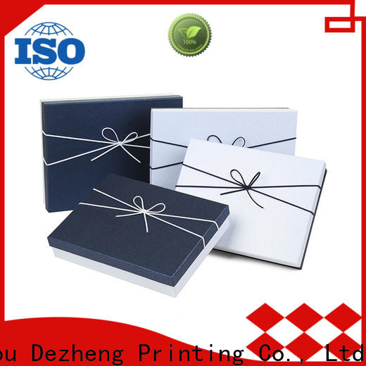 Dezheng cardboard box suppliers company