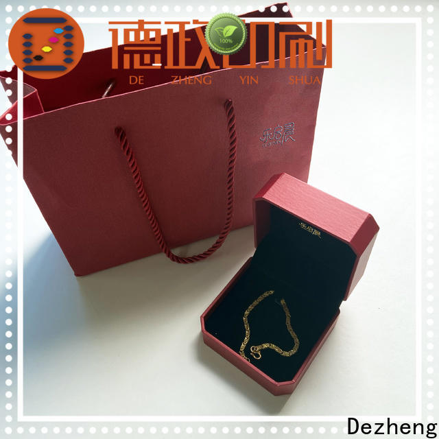 Dezheng cardboard packing boxes for sale company
