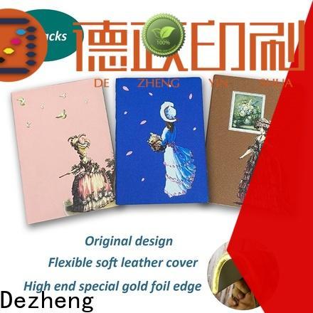 Dezheng ribbon mini journals bulk For school