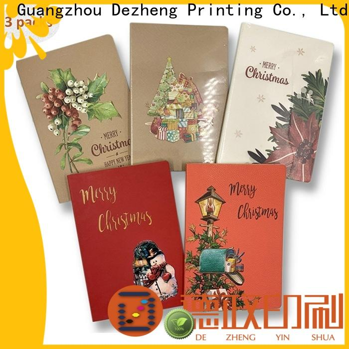 Wholesale custom notebooks with logo notebook Supply for career