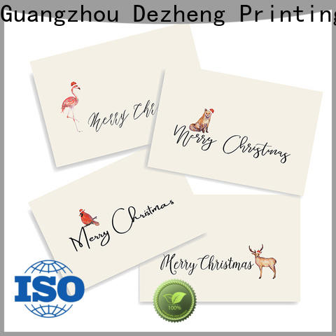 Latest cards envelope animal manufacturers For festival gift