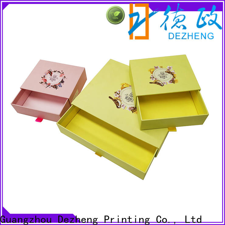 Dezheng company paper box china company