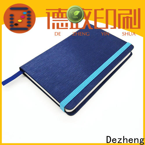 Dezheng Wholesale personalized notebooks manufacturers For journal