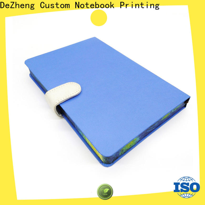 Top hardcover notebook journal pu for business For note-taking