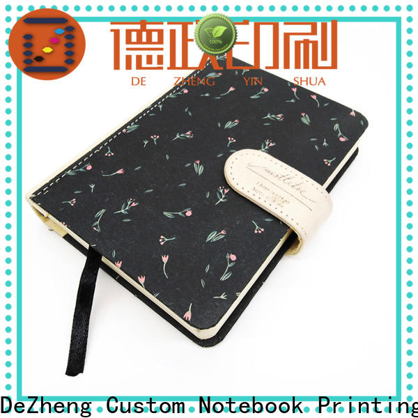 Dezheng business hardcover engineering notebook factory For journal