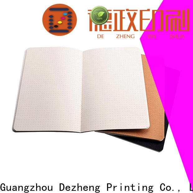 Dezheng binding Journal Supplier manufacturers For student