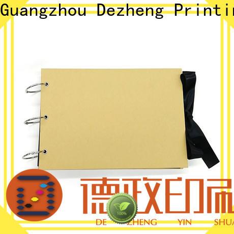 Dezheng Best Scrapbook Wholesale Distributor manufacturers For DIY