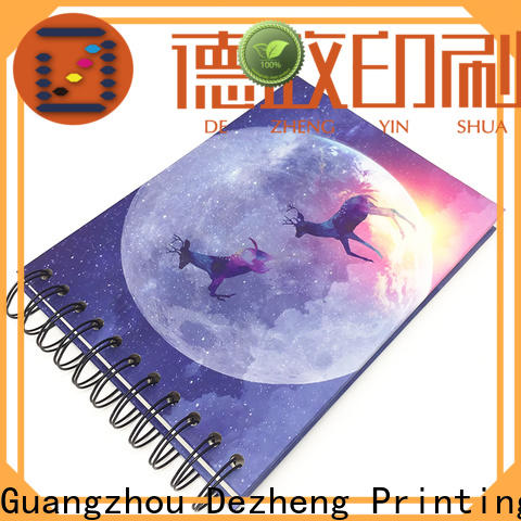 Dezheng latest photo album self adhesive Suppliers for gift