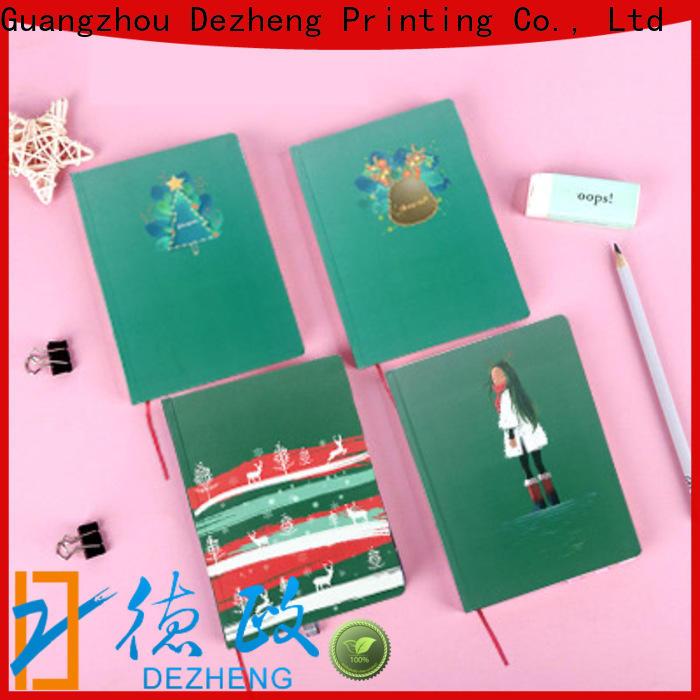 Dezheng hard Notebook Manufacturing Companies manufacturers For journal