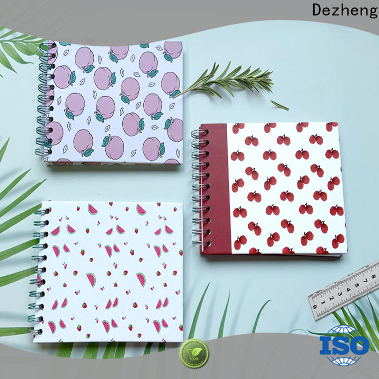 Dezheng New Wholesale Paper Notebook Suppliers Suppliers for personal design