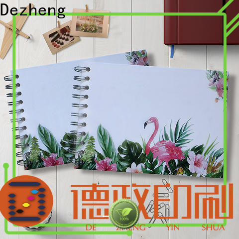 Dezheng pages album photo scrapbooking customization for gift