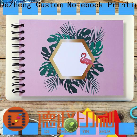 Dezheng album self stick albums Suppliers for friendship