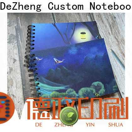 Dezheng cover photo album scrapbook manufacturers for gift