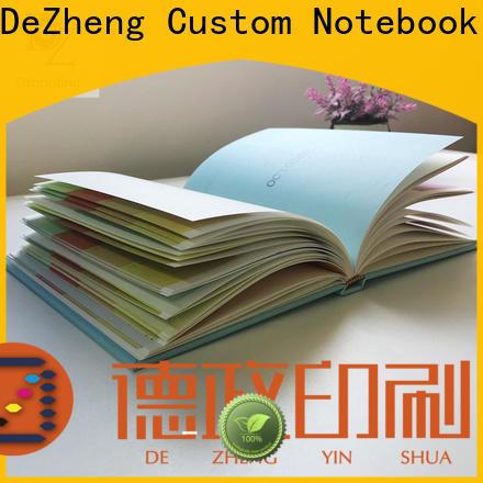 Wholesale custom hardcover journal case For journal