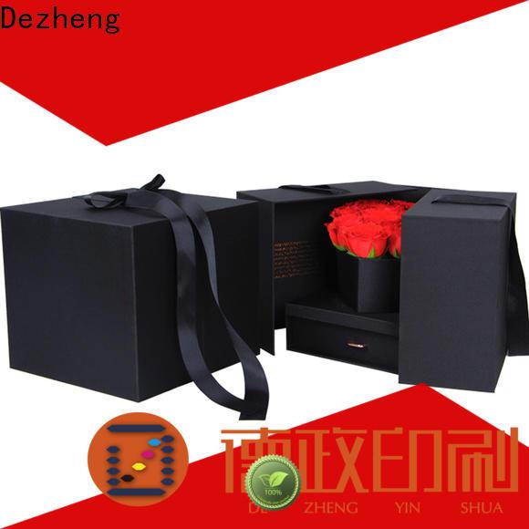 company kraft paper gift box customization