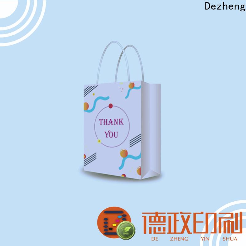 Dezheng manufacturers custom cardboard boxes company