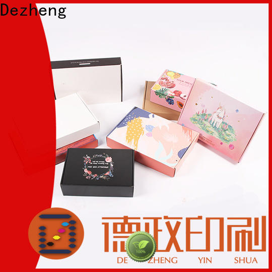 company custom printed paper boxes Supply
