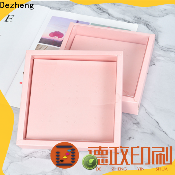 Dezheng Supply cardboard box suppliers for business