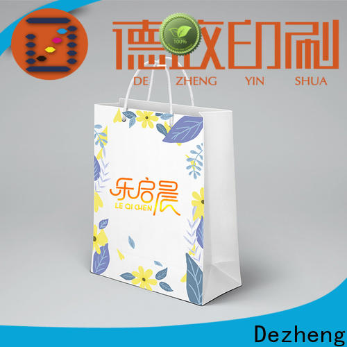 Dezheng manufacturers recycled paper box company
