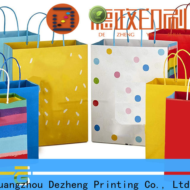 Dezheng for business paper box factory Supply
