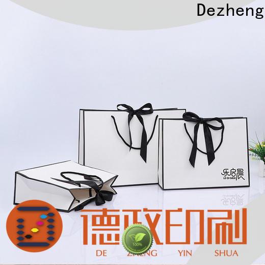 Dezheng company recycled paper box customization