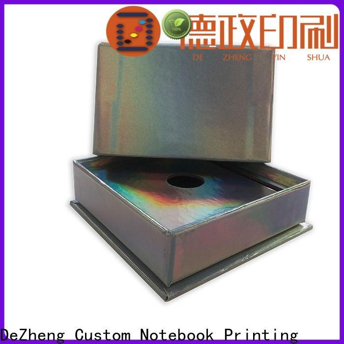 Dezheng factory paper box packaging manufacturers customization
