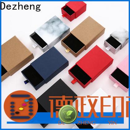 Dezheng Supply paper packing box customization
