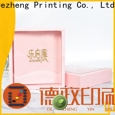 Dezheng cardboard box suppliers