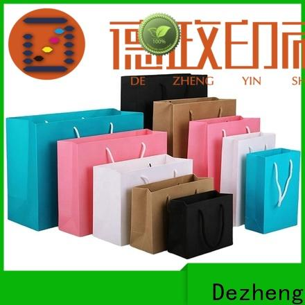 Dezheng company custom made paper boxes for business
