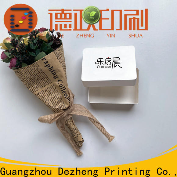 Dezheng Supply cardboard packing boxes for sale manufacturers