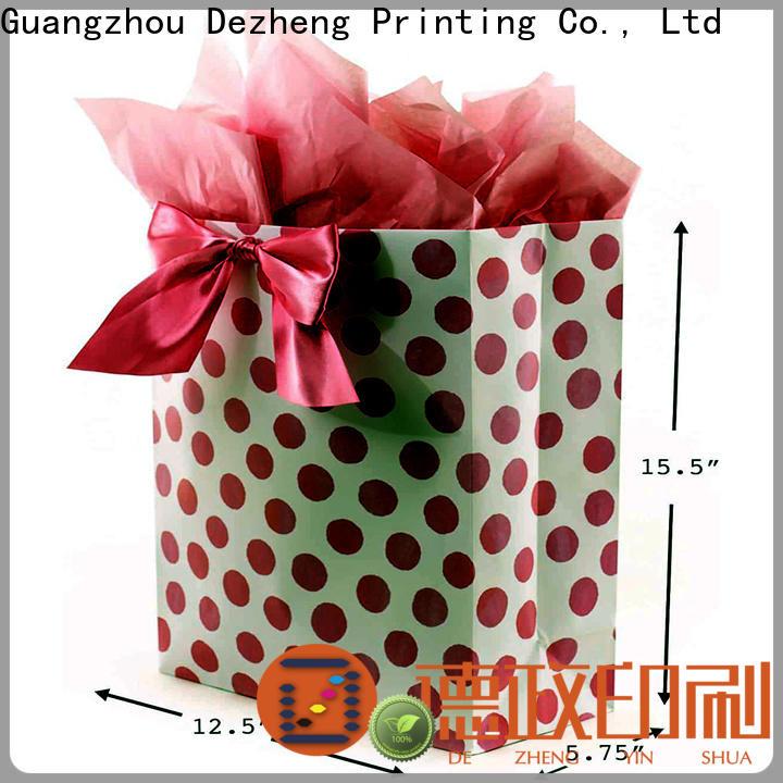 Dezheng company cardboard shoe boxes customization