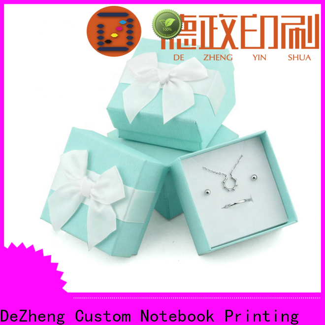 Dezheng for business custom made paper boxes manufacturers